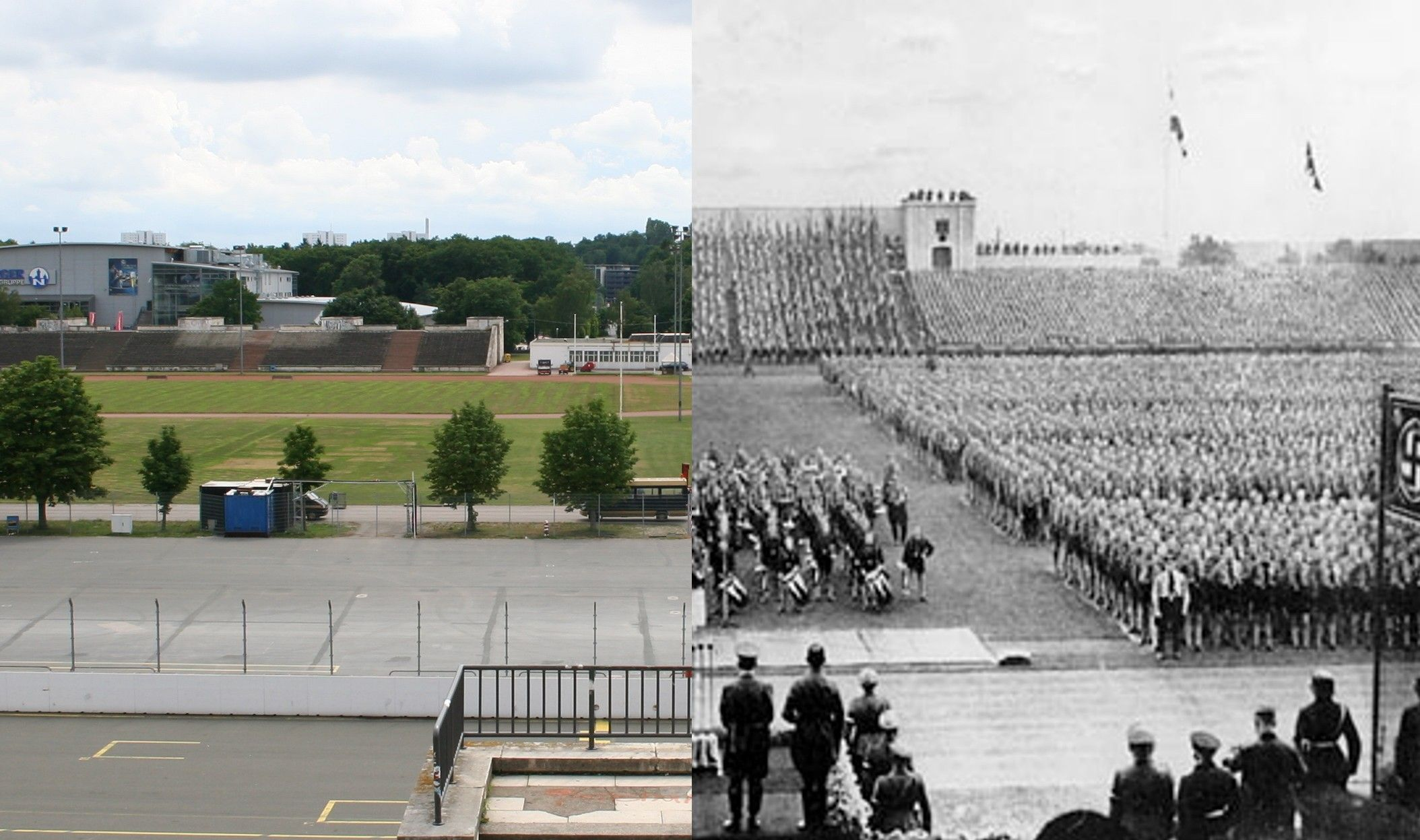 Then And Now In Nuremberg Germany Grand European Tour Part Xvi European Tour Nuremberg Nuremberg Germany
