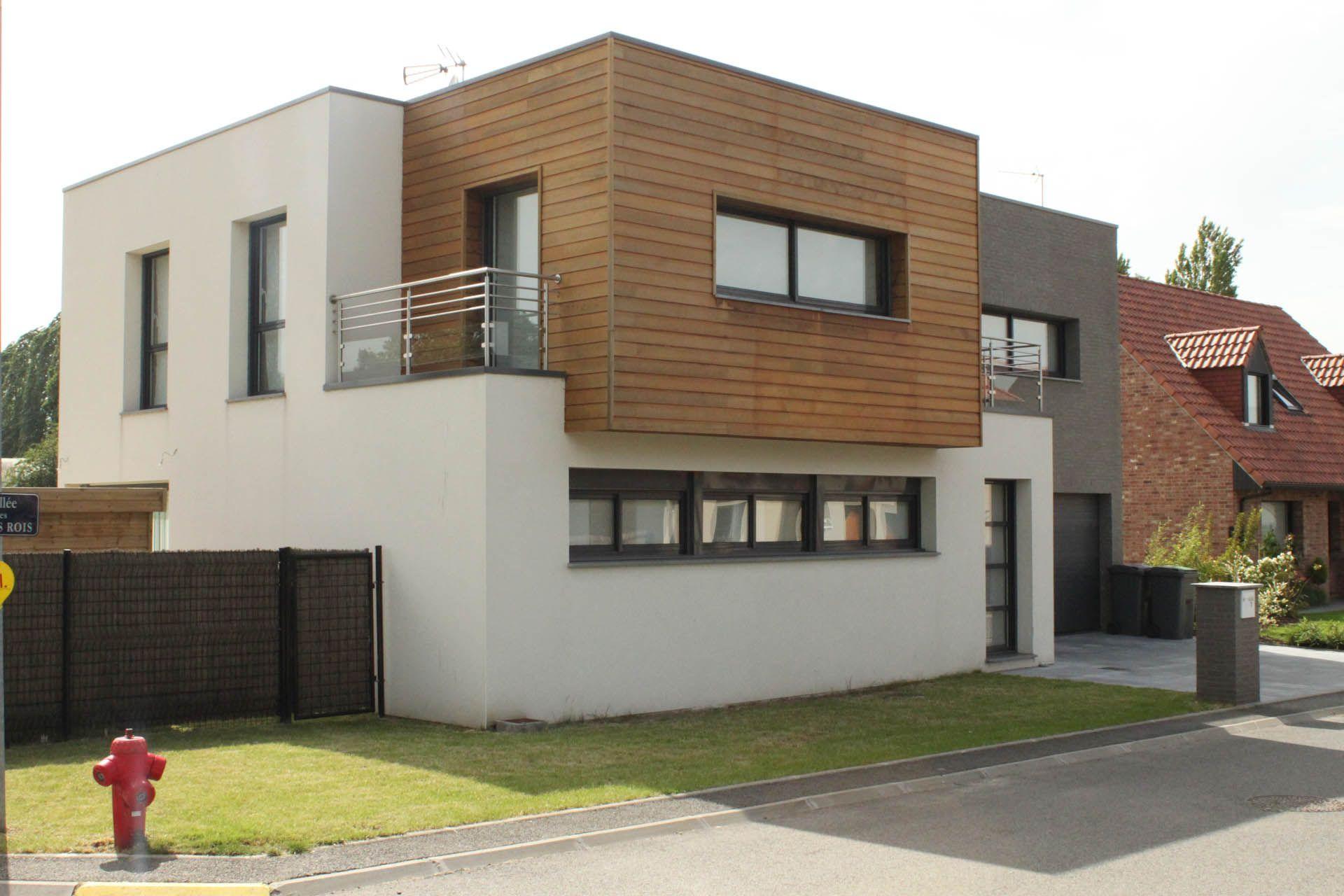 Constructeur de maisons individuelles haut de gamme piraino maison patio constructeur for Maison haut de gamme