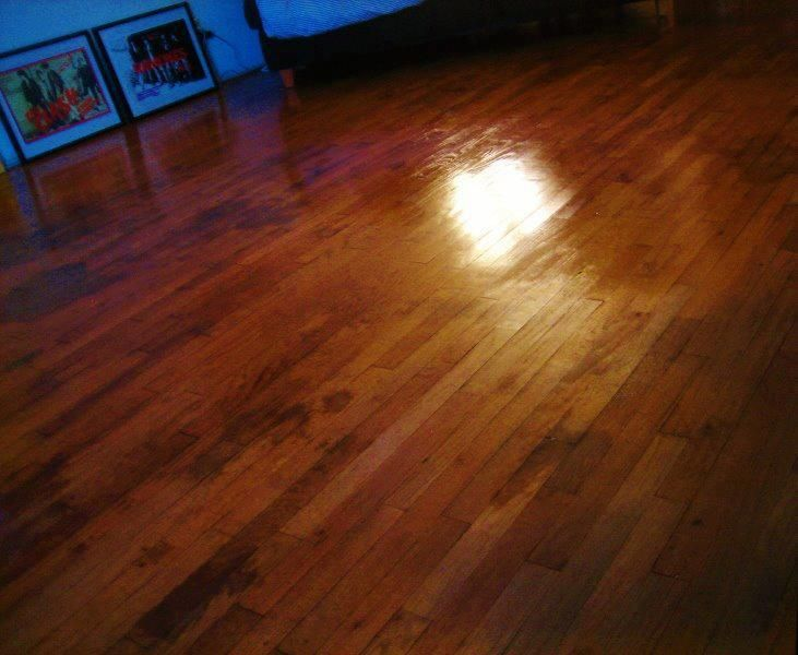 Another Great Review Of Quick Shine Floor Finish Thanks For