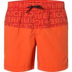 Photo of Pantaloncini da bagno Fire + Ice uomo, microfibra, BognerBogner arancione