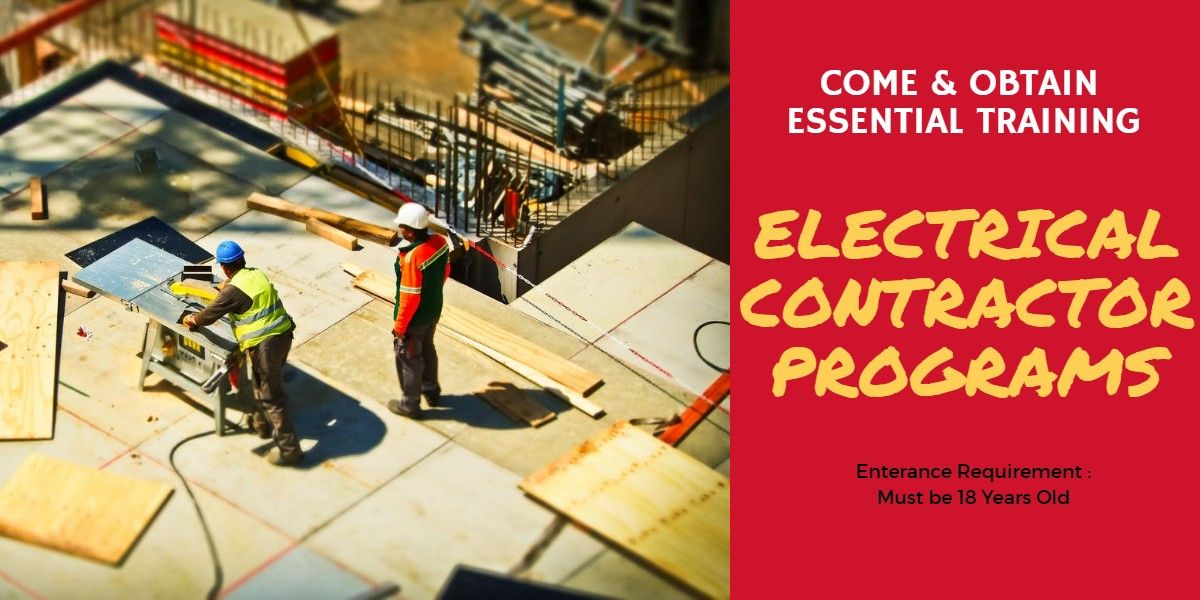 One of the best ways for electrical contractors to obtain