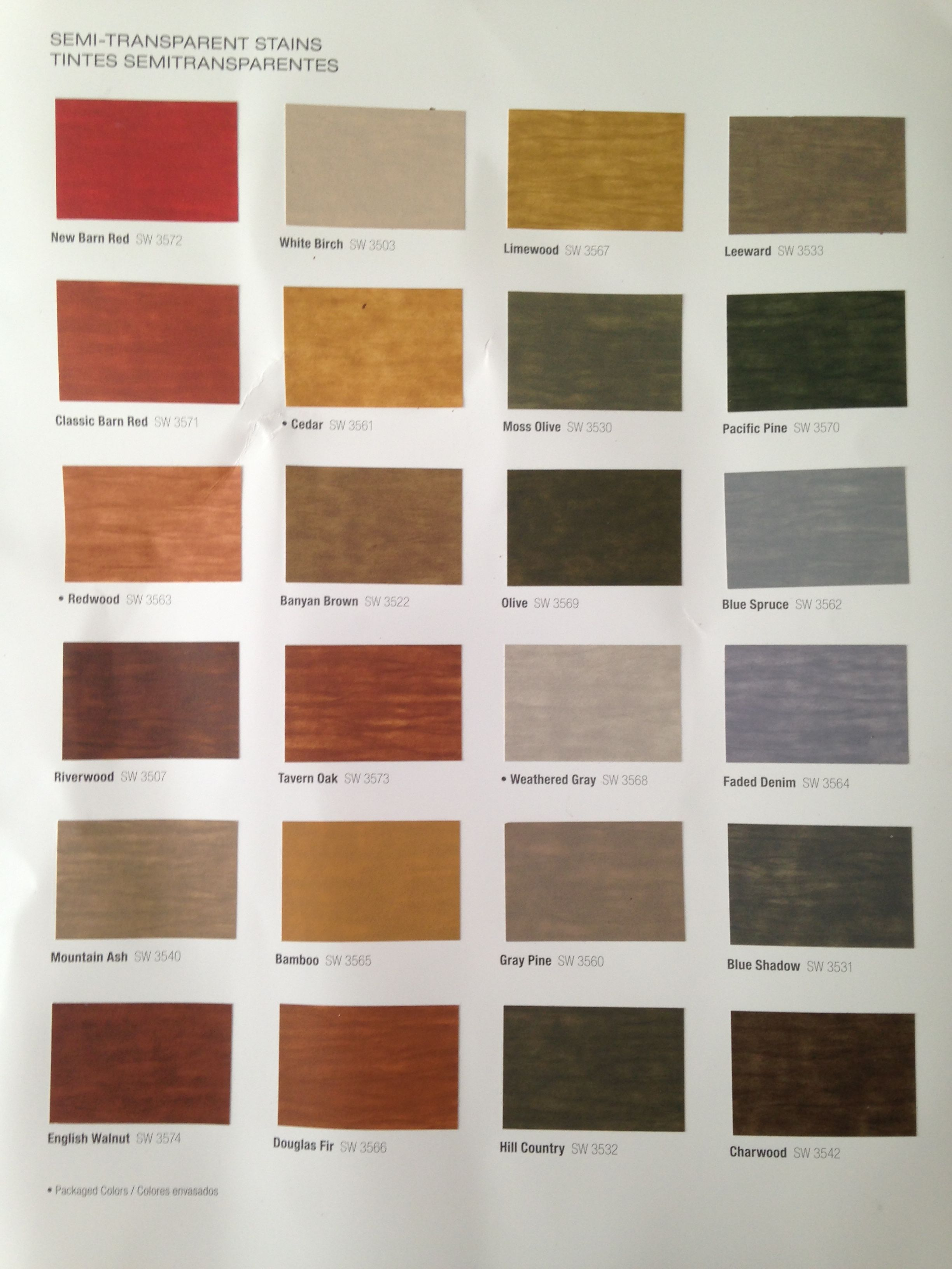 Sherwin Williams Deck Stain Review In 2020 Staining Deck Semi Transparent Stain Colors Sherwin Williams Deck Stain