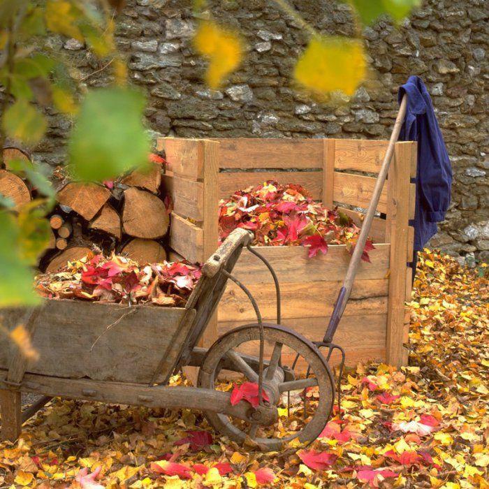 Je fais mon compost faire son compost diy jardin et faut - Faire du compost dans son jardin ...