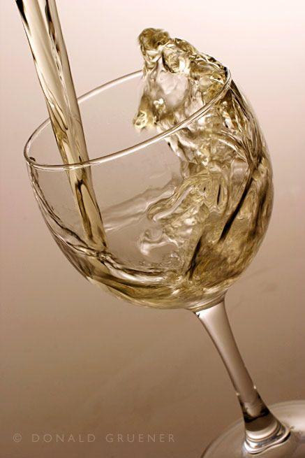 White Wine Splash Wine Photography Wine Art Wine