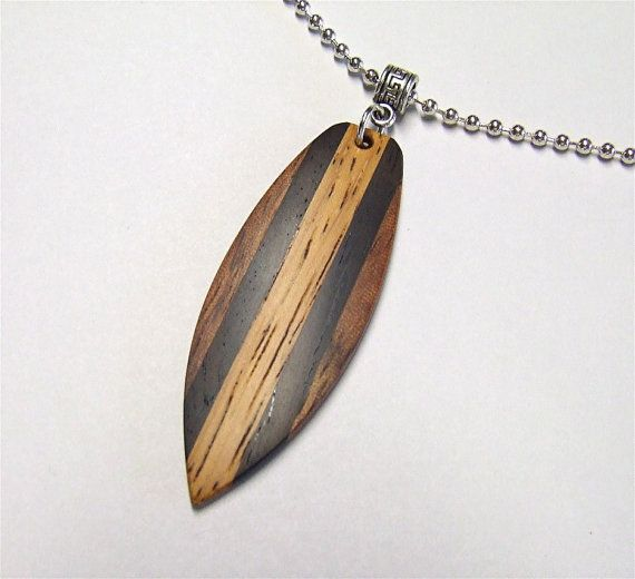 pin wood cross wooden abstract art modernist necklace pendant artisan carved