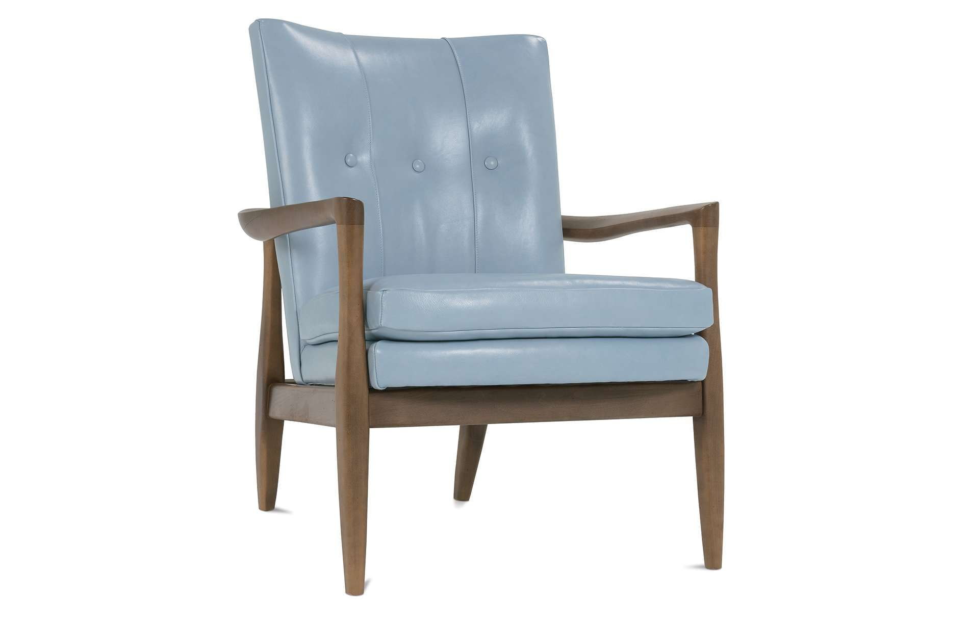 Best Harris Leather Chair Rowe Furniture Accent Chairs For 400 x 300