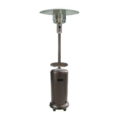 Gardensun Hss A Dgh Floor Standing Outdoor Propane Patio Heater Reviews