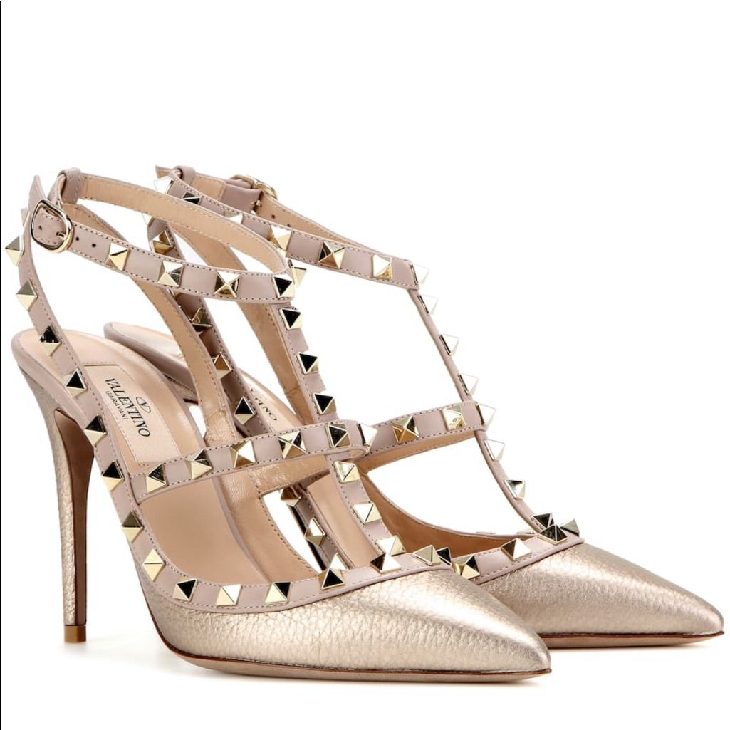 Valentino rockstud heels, Valentino