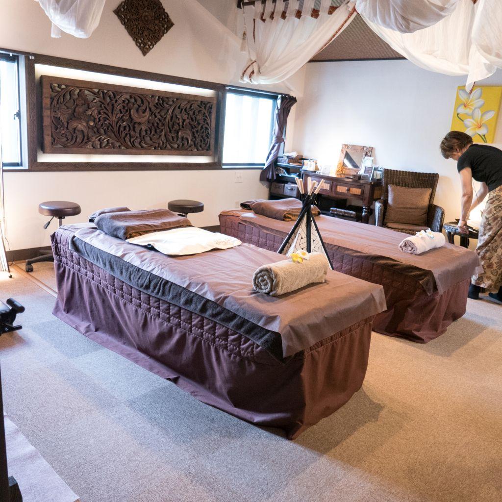 ウブドの森 にロイヤルベッド導入 ベッド ウブド デザイン