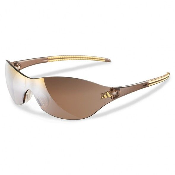 0bd96712ea37 adidas Womens Training The Shield Sunglasses 1 - adidas Women s Training  The Shield Sunglasses RX Ready  9 base decentered Vision Advantage  polycarbonate ...