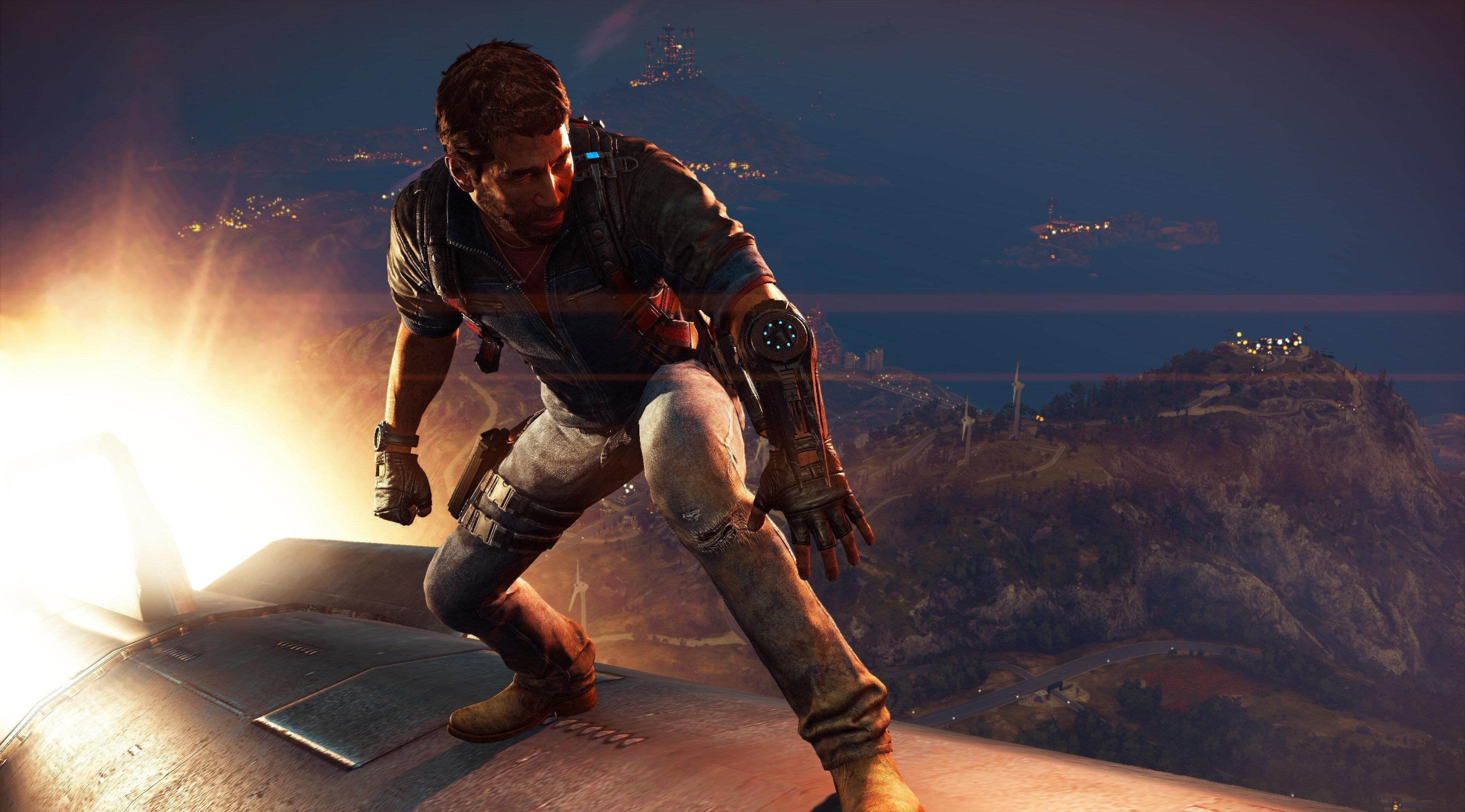 3840x2130 Just Cause 3 4k Wallpaper Screensaver Just Cause 3 Steam Pc Games Steam Pc