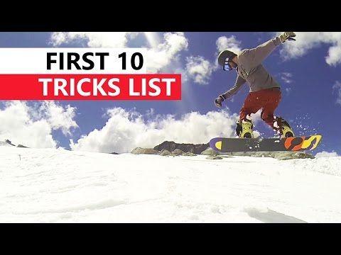 Beginner Wakeboarding Tricks - YouTube
