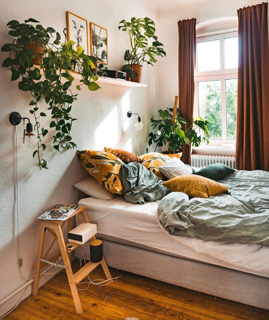 room makeover plants Interior I I Living auf Instagram: [werbung/advertising] Dieses Jahr gebe ich meinen Jahresrckblick an unser Schlafzimmer ab. Ich hab das Gefhl, das hat seinen Look dieses