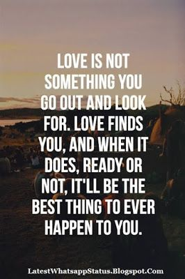 Quotes About Finding Love Again Fascinating Most Romantic Quotes For Your Lover  Whatsupp Status