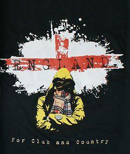 England Gaya Kasual Seni Kasual