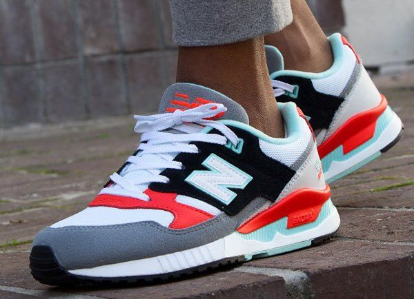 new balance rouge orange