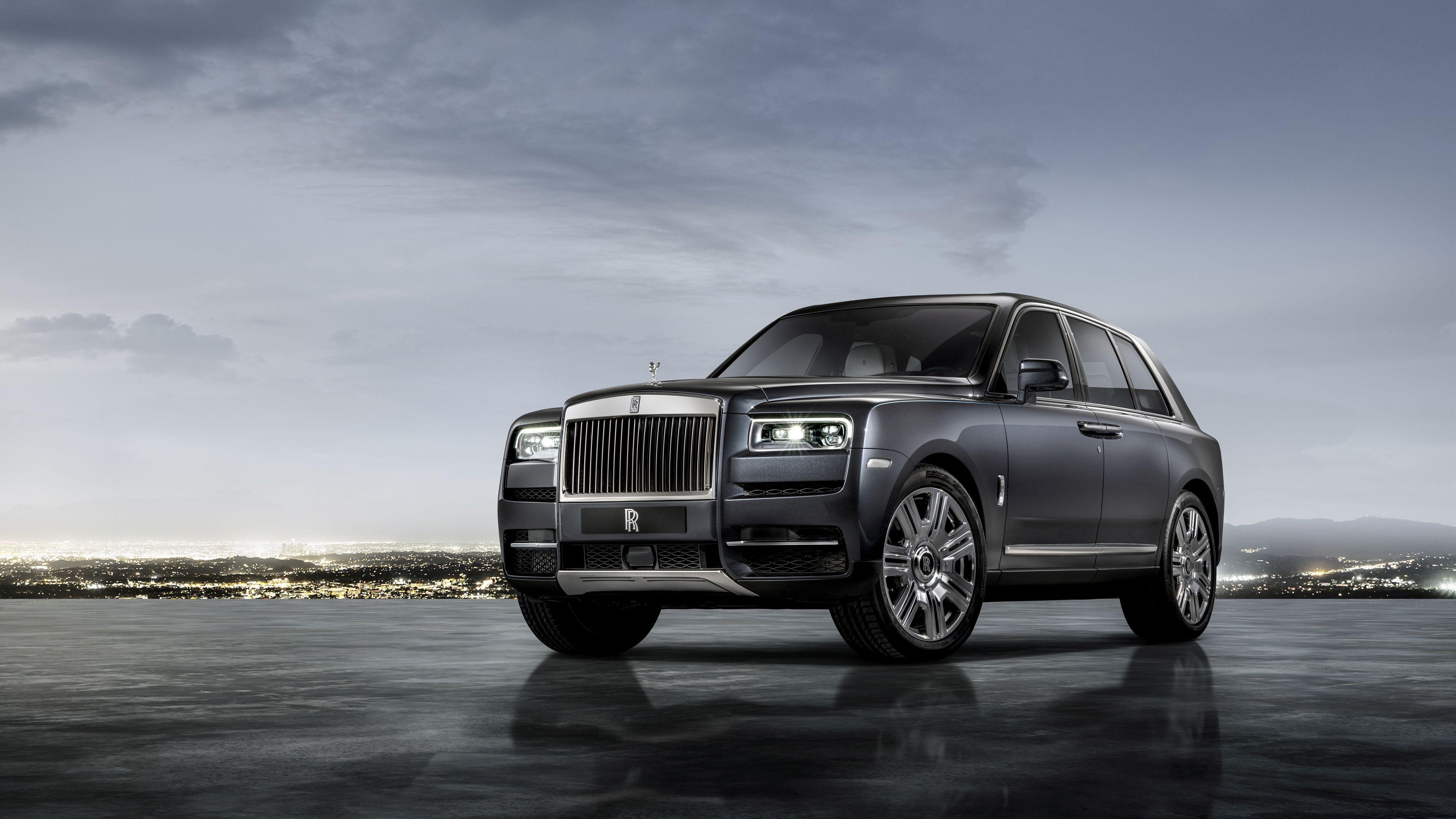Rolls Royce Cullinan 4k Rolls Royce Wallpapers Rolls Royce