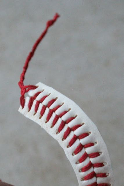 a baseball bracelet awesome this is awesome and bracelets