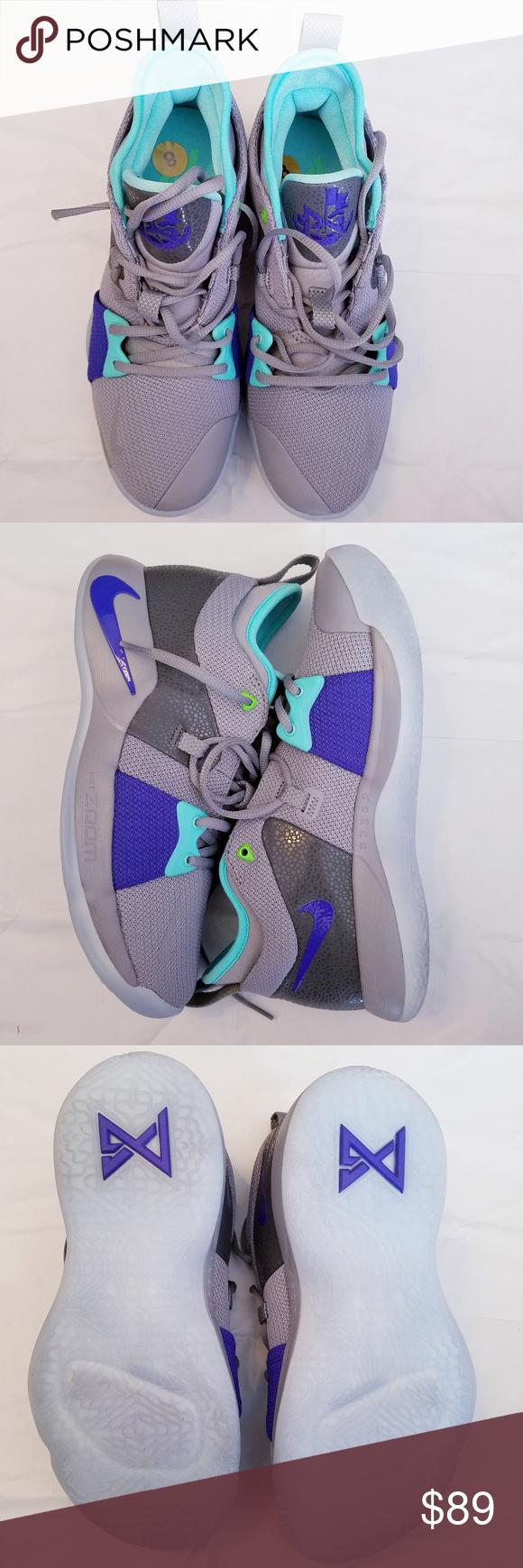 Paul George basketball sneakers Nike PG