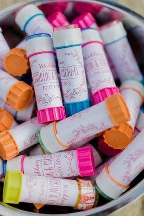 Pretty in Pink: Sylt-Hochzeit von Annie Rohse