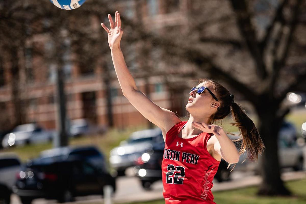APSU Beach Volleyball heads to Florida for Seminole Beach