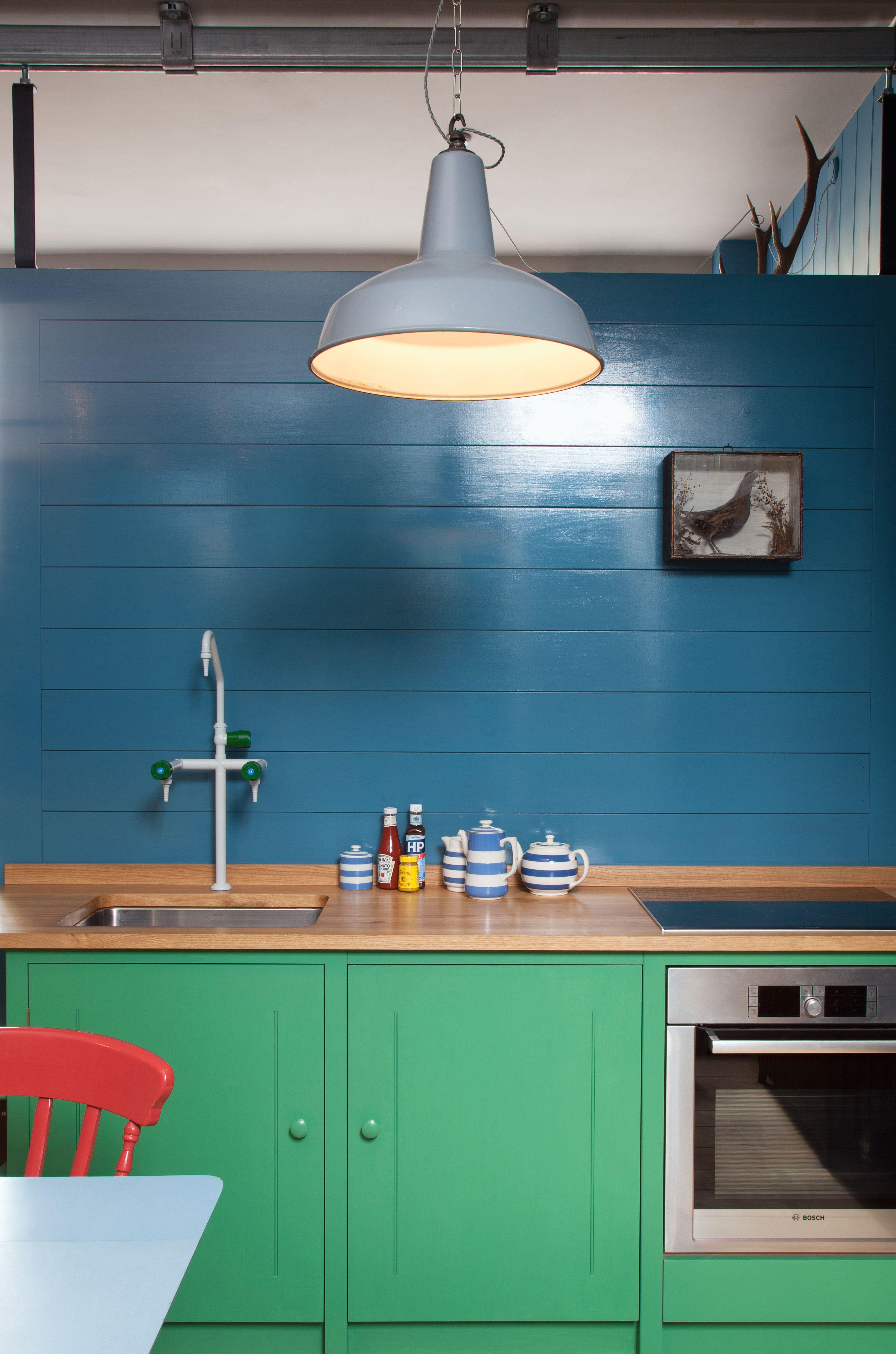 Green and Blue | kitchen | Pinterest | Kitchens, British standards ...