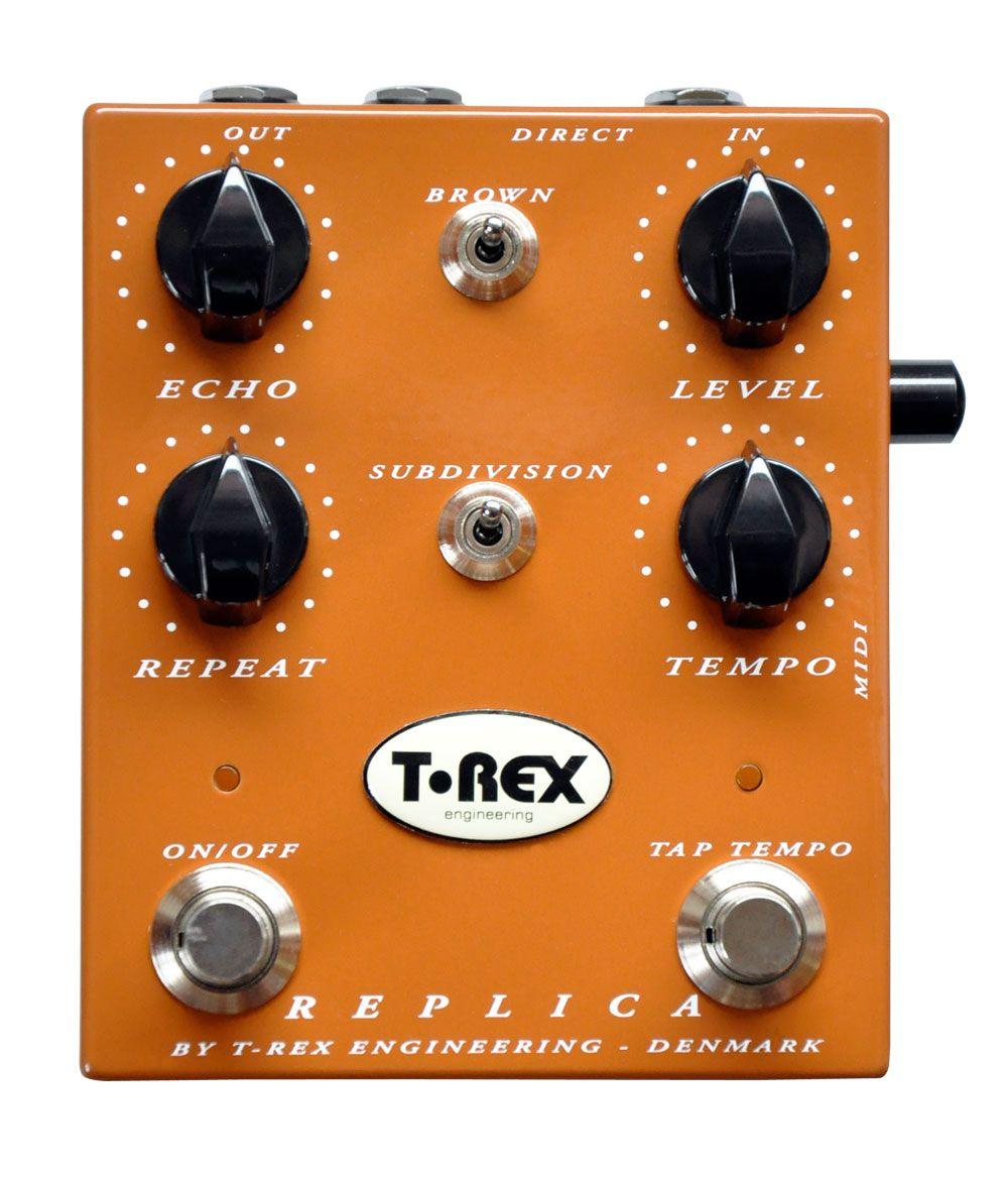 t rex replica delay guitar amps effects guitar effects pedals tape echo guitar pedals. Black Bedroom Furniture Sets. Home Design Ideas