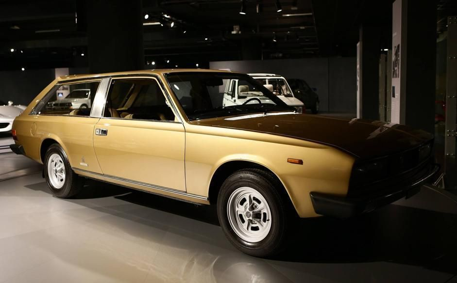 Fiat 130 shooting brake, Gianni Agnelli's personal collection