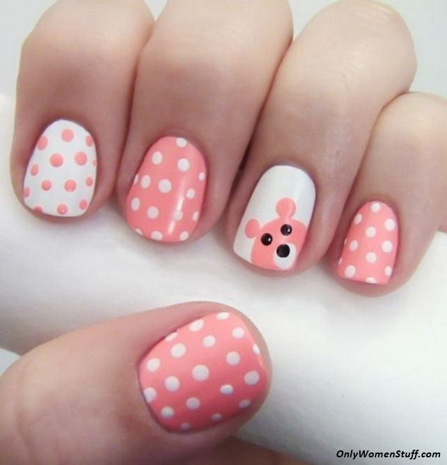15 Easy and Simple Nail Art Designs for Beginners To Do At Home