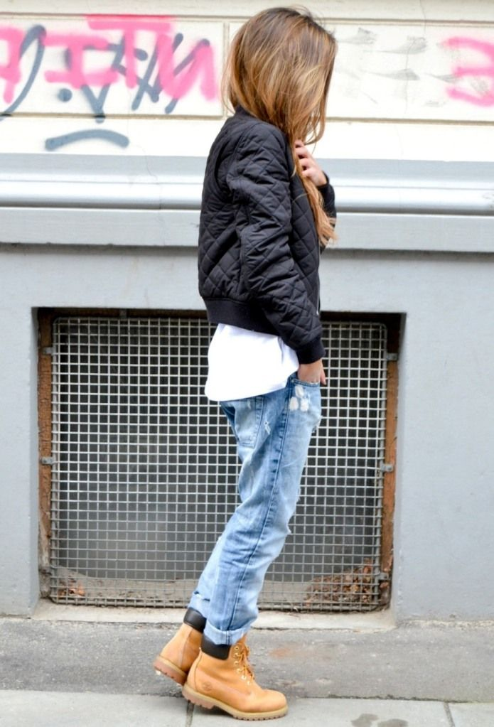 Tips How to Wear Timberland Boots in Tune With The Trends of Today ... b50458c790db