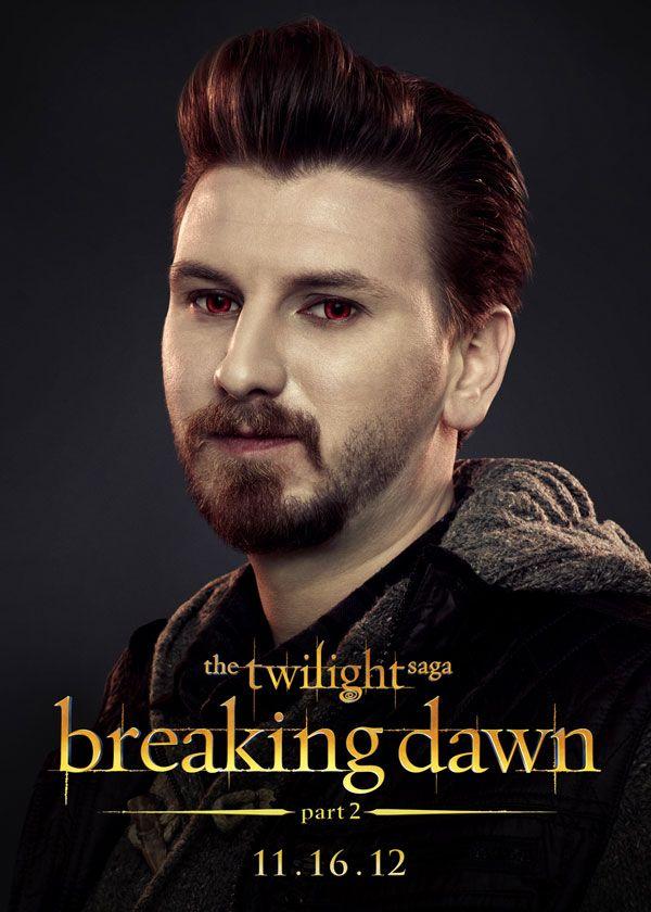 Breaking Dawn 2 Promotional Image Of Amun Kebi Breaking Dawn Twilight Saga Twilight