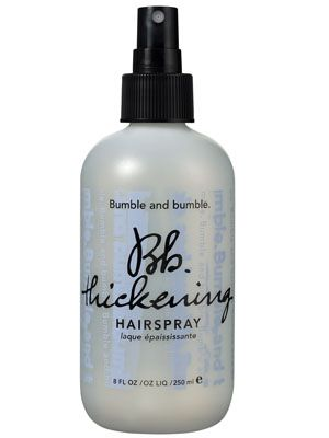 Bumble And Bumble Thickening Hairspray Bumble And Bumble Bumble And Bumble Thickening Hairspray