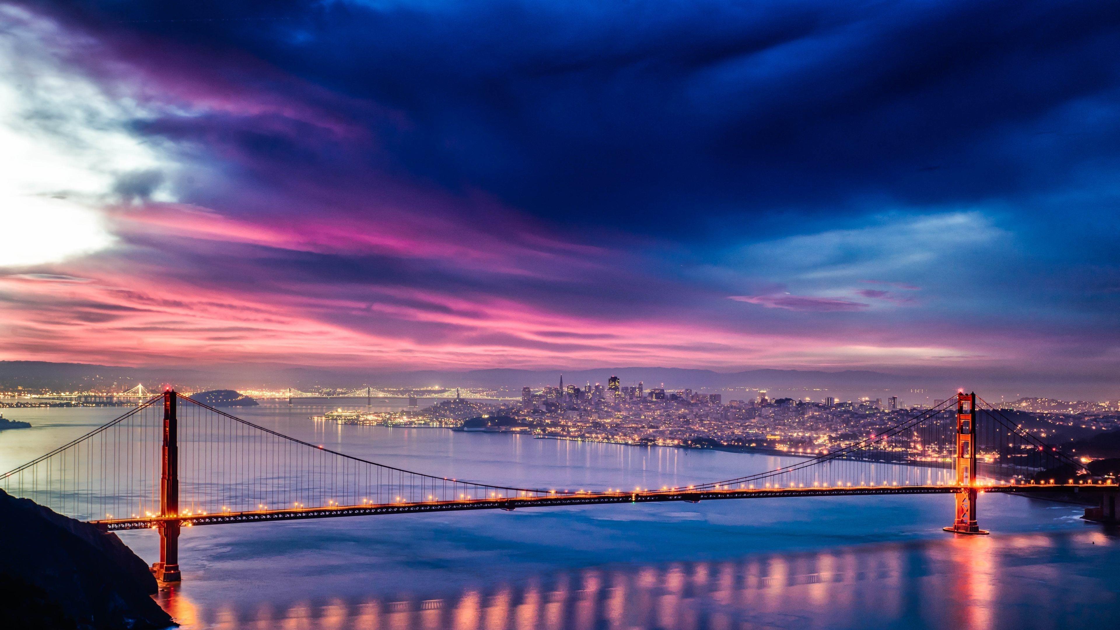 3840x2160 San Francisco 4k Wallpaper Hd For Pc San Francisco Wallpaper San Vegas Trip