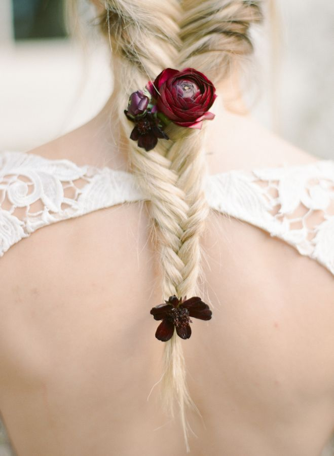 Wedding Inspiration for the Edgy Bride