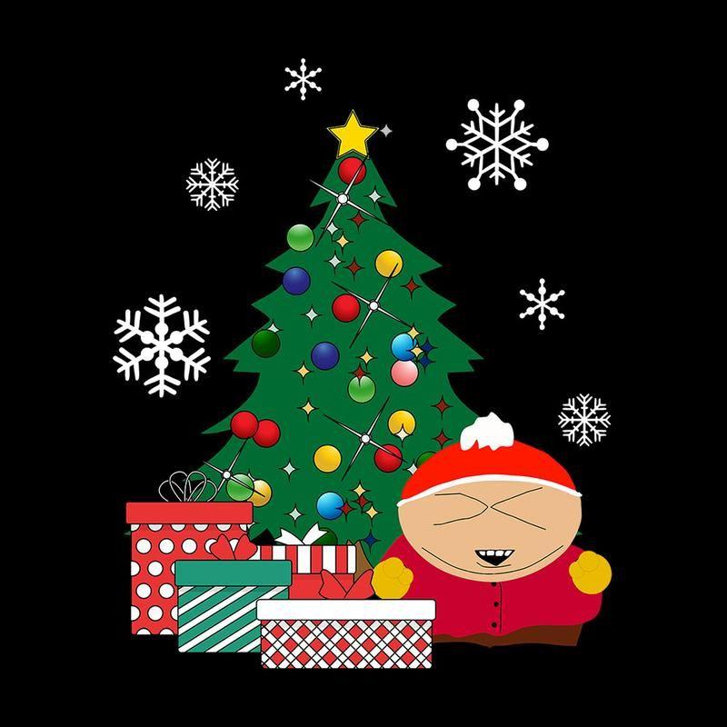 christmas tree south park men s t shirt