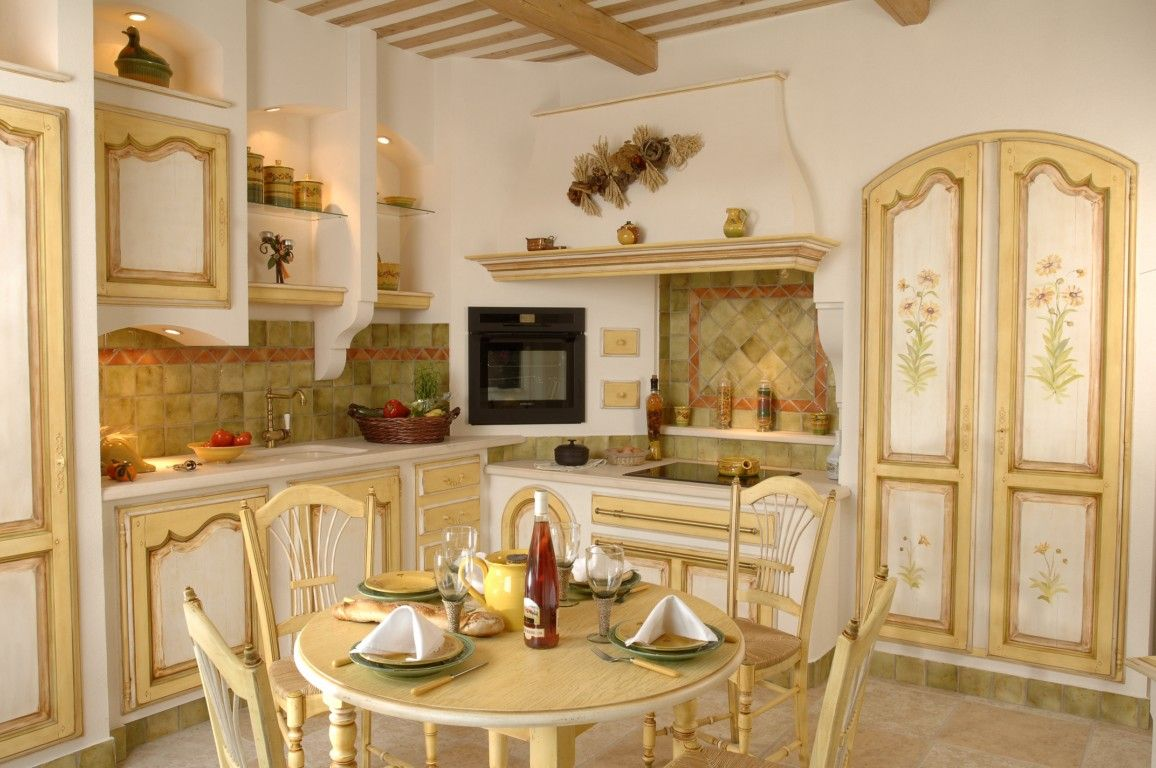 HD wallpapers interieur cuisine provencale