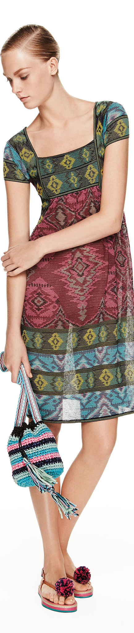 M Missoni Spring 2015 | The House of Beccaria~