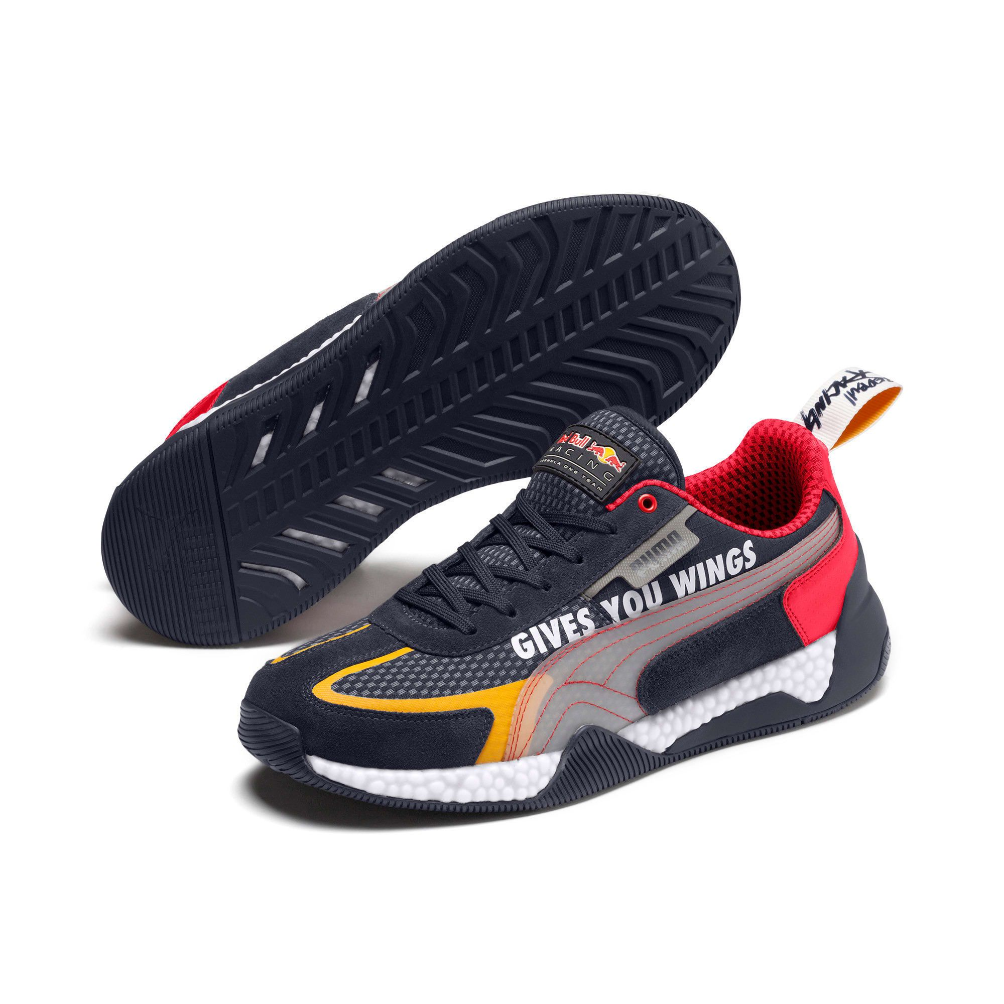 PUMA Chaussure Basket Red Bull Racing Speed HYBRID pour