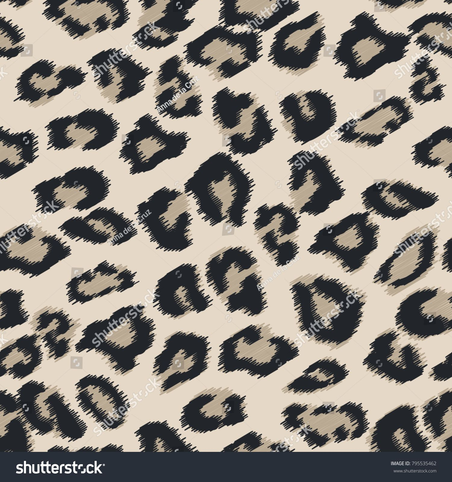 Seamless leather texture. Cheetah fur texture. Snow Leopard pattern ...