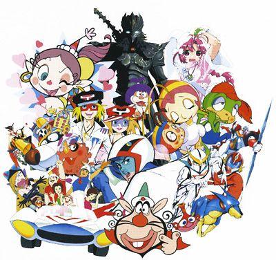 Personajes de Tatsunoko y Marvel aparecerán en un mismo anime | Ramen Para Dos - Noticias Manga, Noticias Anime, Noticias Videojuegos, Cultura Japonesa