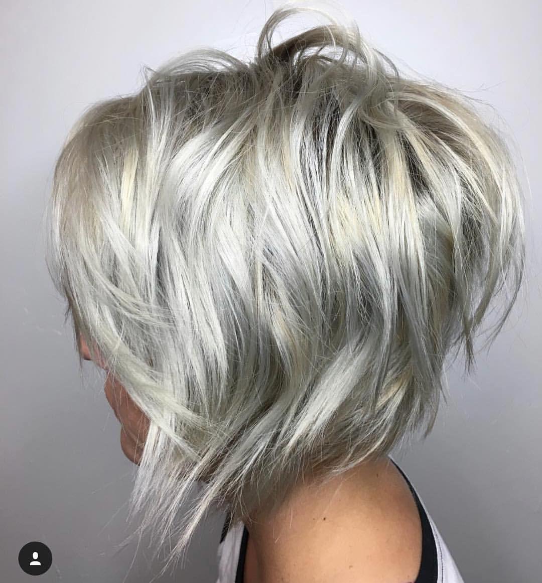 LYFE 🌍 Photo 📷 Inspired ✈ PVD On Instagram: U201cAmazing 😉 Color And Cut ✂ ✂  @styled_by_carolynn 👌🏼👌🏼👌🏼u201d. Short Bob Haircut ...