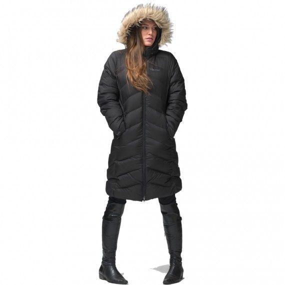 bbd20b3cb Marmot Women's Montreaux Coat - Black   Marmot Fall 2014   Winter ...