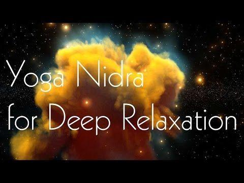 Yoga Nidra Meditation For Deep Relaxation Free Yoga Nidra Mp3 Download Youtube Yoga Nidra Yoga Nidra Meditation Deep Relaxation