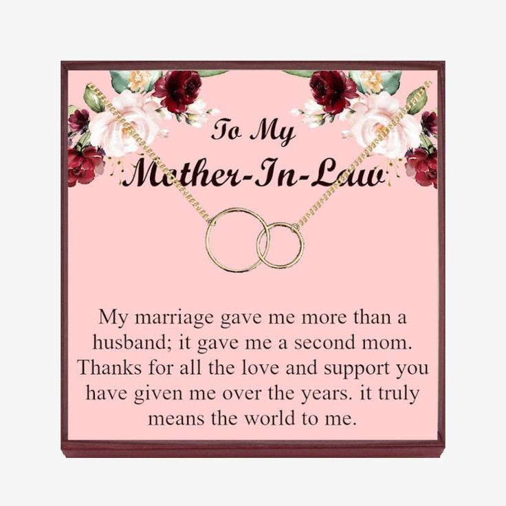 Mother In Law Quotes Sweet Mothers Day in 2020 Mother in
