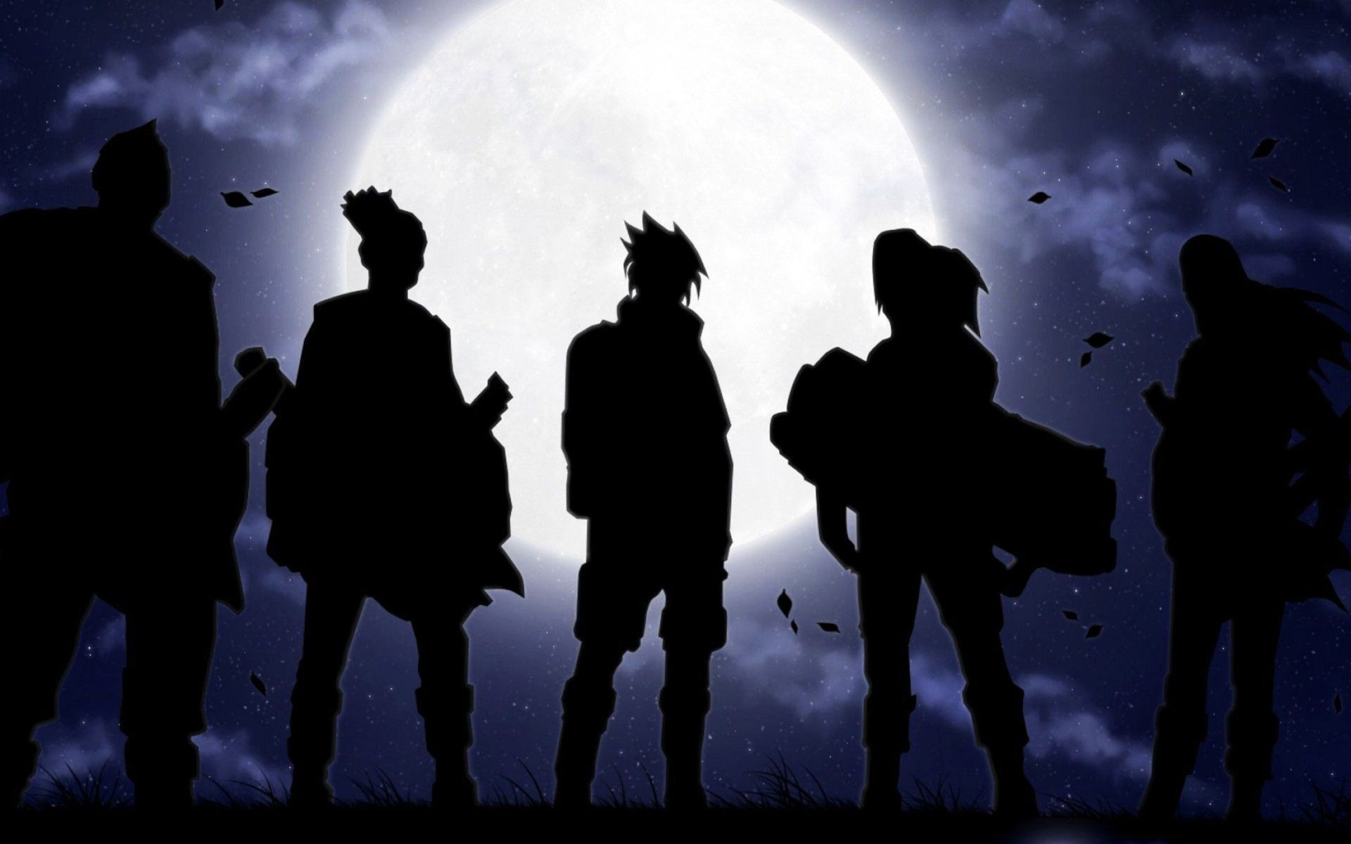 Stand up Naruto Shippuden Anime HD Desktop PC Wallpapers Picture