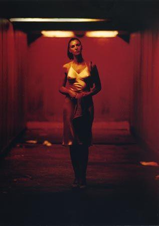 Irreversible Girl Film Monica Bellucci Movie Photo