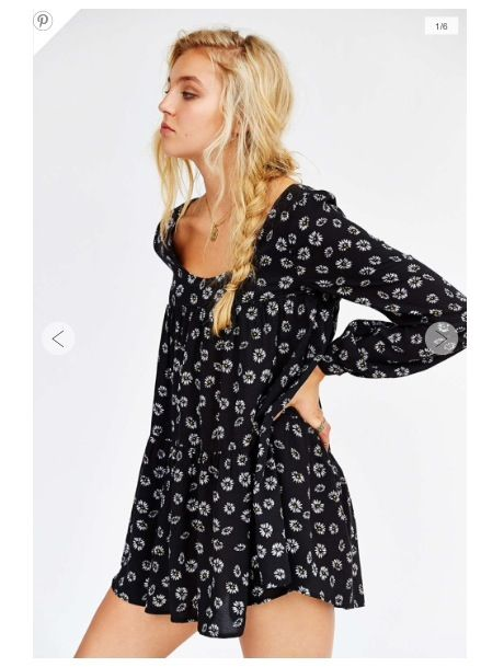 Comfy casual dress