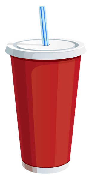 Red Plastic Drink Cup Png Vector Clipart Image Plastic Drink Cups Drinking Cup Clip Art