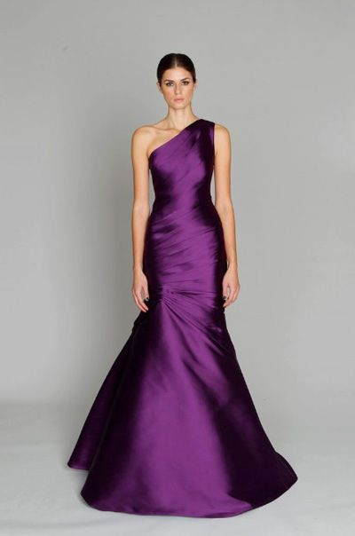 Monique Lhuillier Pre-Fall 2011 Collection | The Tom & Lorenzo Archives: 2006 -2011