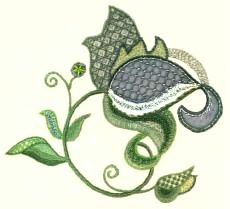 Beginners Embroidery Kits, Blackwork, Goldwork, Hapsburg Lace, Modern Jacobean, Needle Painting, Shadow Work, Traditional Jacobean and Fine White Work